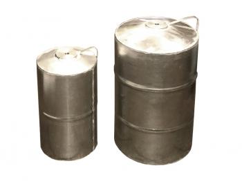 Ёмкости алюминиевые