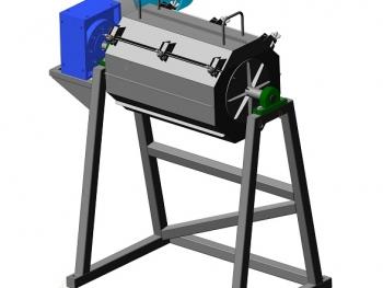 Оборудование для галтовки