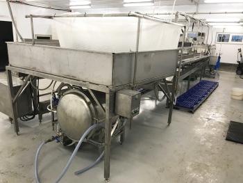 Вакуумное оборудование для чистки рыбы